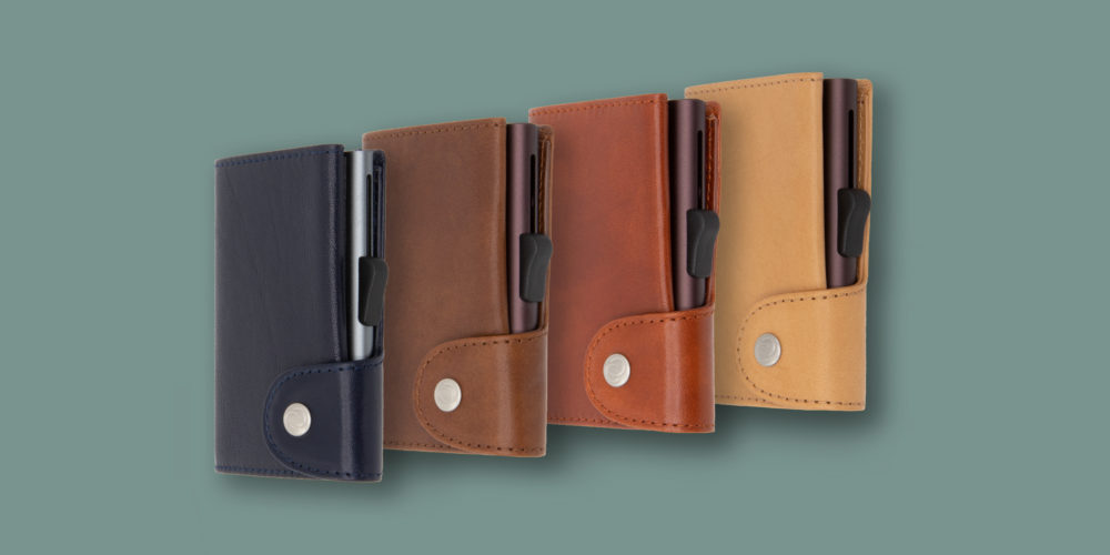 Vegetable Tanned Wallet